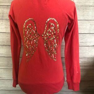 Victoria's Secret Zip Up Sweater